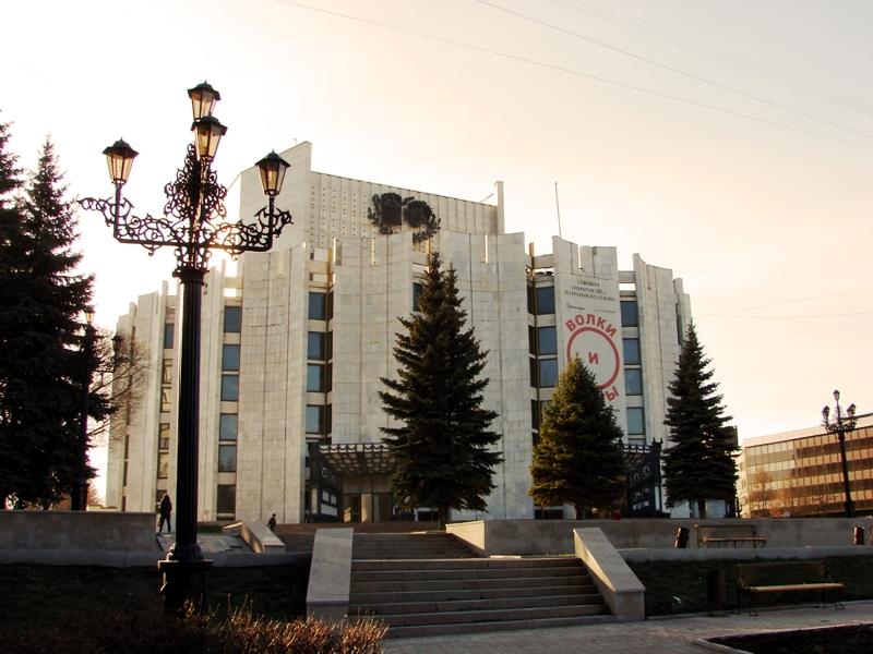 Театр Драмы им. Цвиллинга
